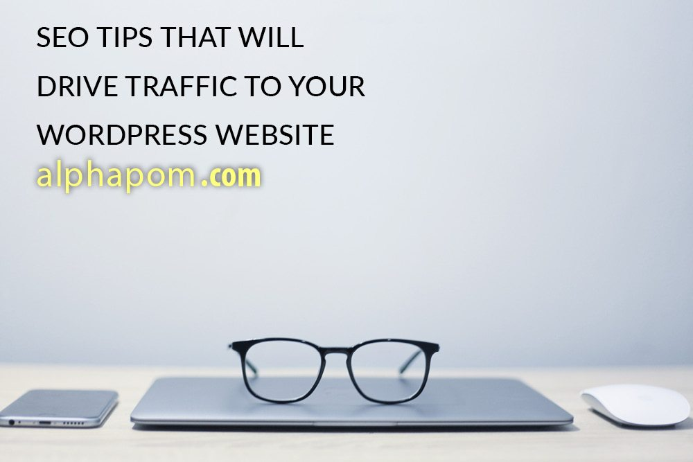 SEO Tips that Will Drive Traffic to Your WordPress Website