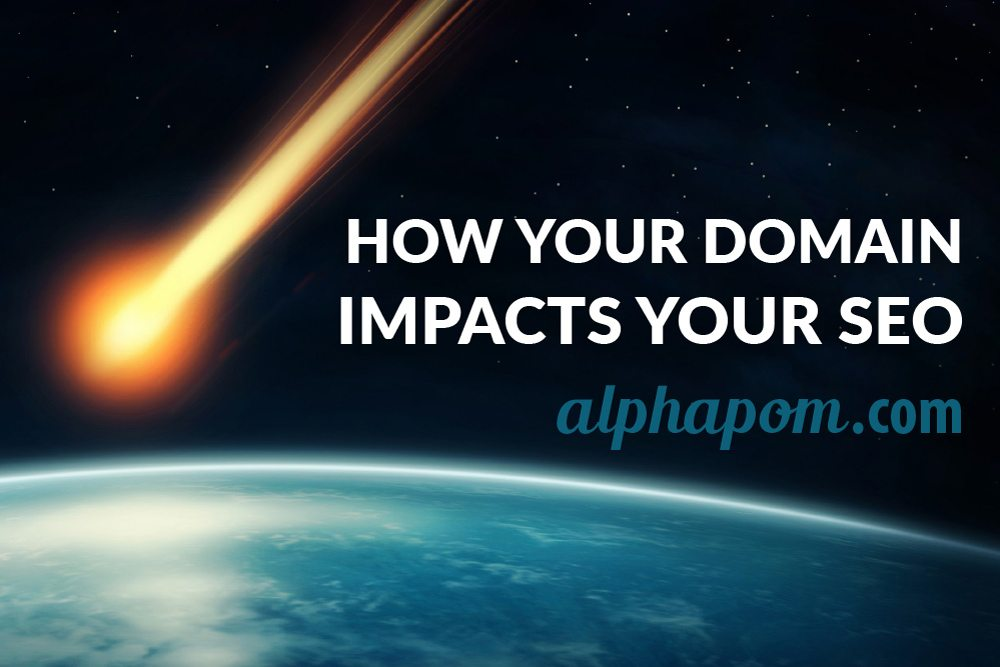 How Your Domain Impacts Your SEO